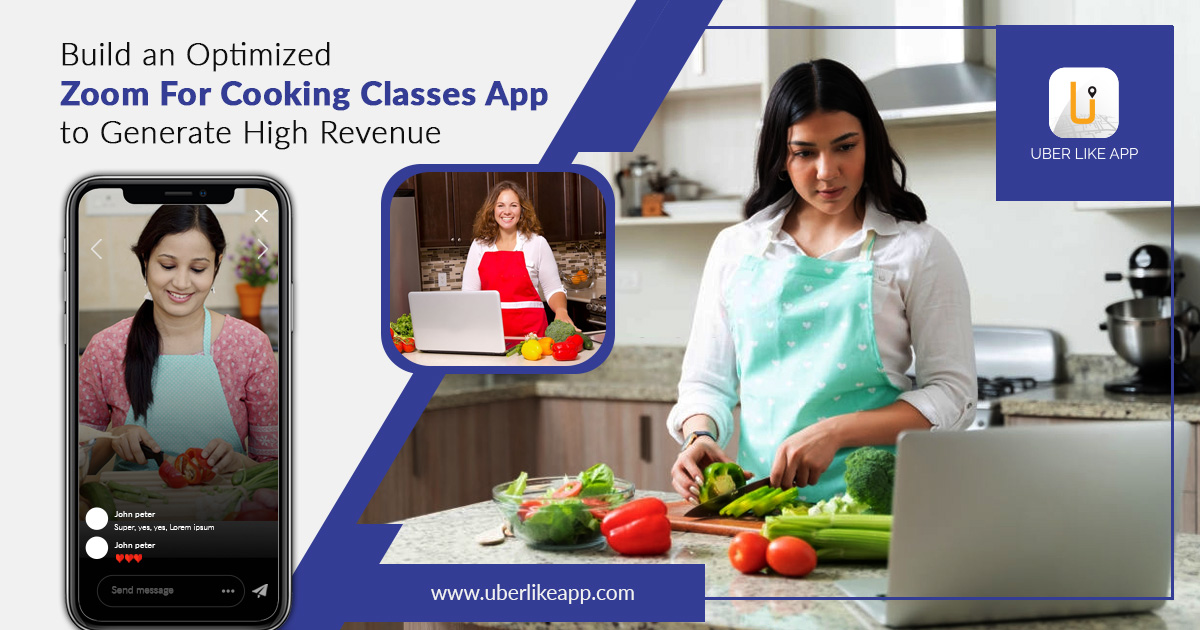 app like Zoom for cooking