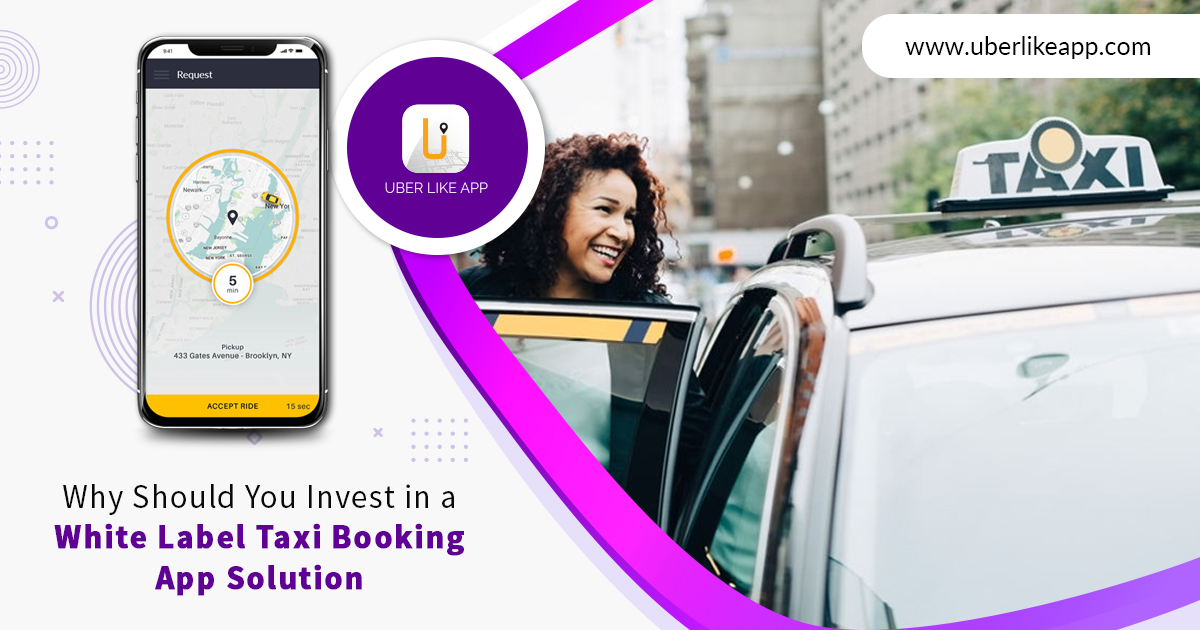 white-label taxi booking software