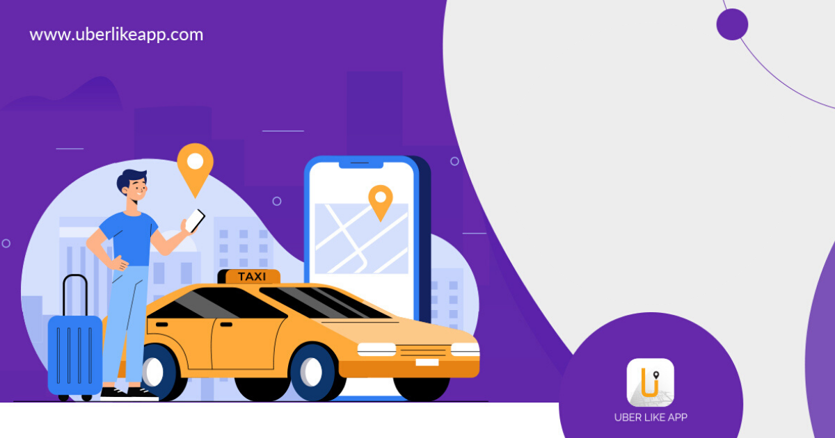 white label taxi booking software