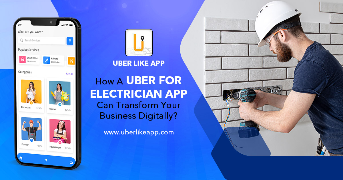 Uber for electricians