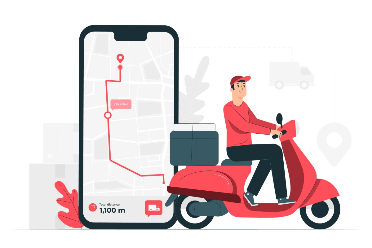 All-in-One on-demand delivery platform